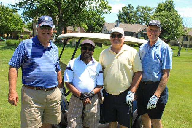 Sunrise Rotary Golf Team