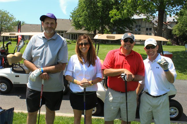Sunrise Rotary Golf Team